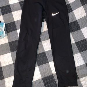 size xs nike leggings